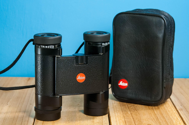Leica Trinovid 8x20 Bc Binoculars Black