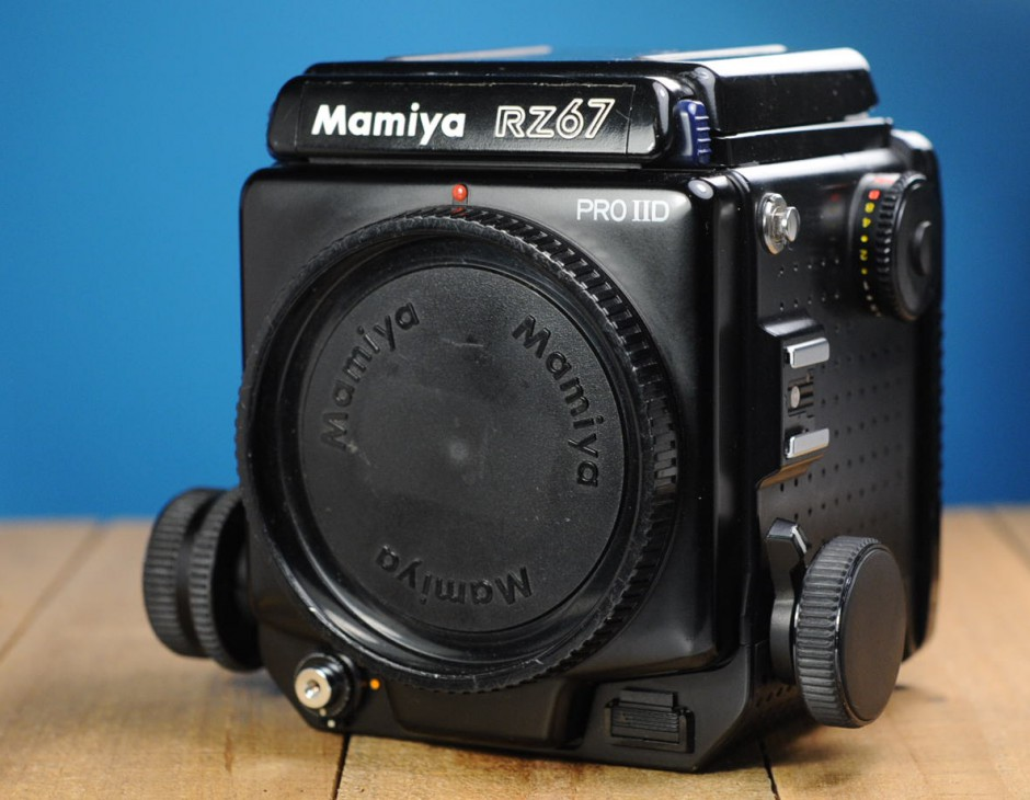 Mamiya RZ67 PRO IID Camera Body #EH1xxx