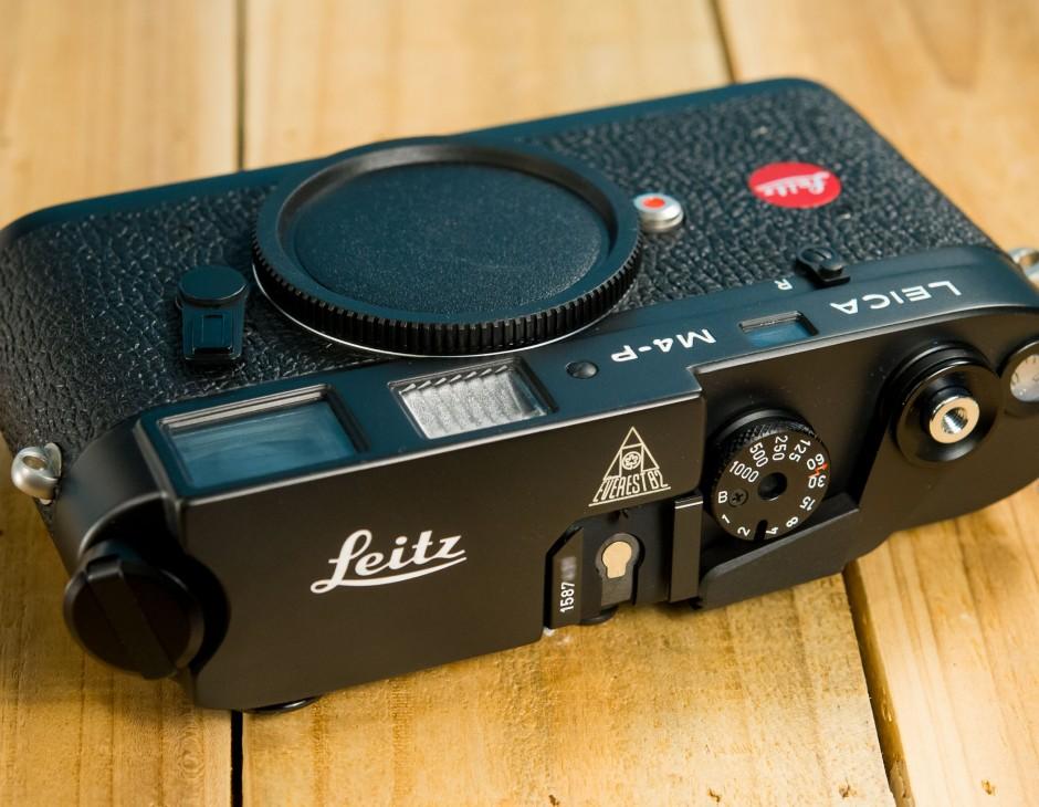 Leica M4-P Everest 82 Edition