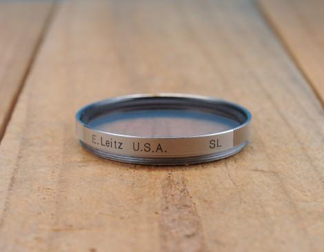 Leica E39 Filter – SL Skylight