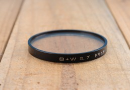 B+W Filter - CR 1.5 (Series VII / 7 KR 1.5)