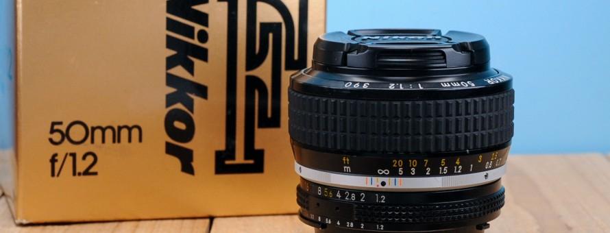 Nikon 50mm F/1.2 Ai-S