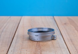 Leica SOOTF Filter Adaptor for Summitar E36 Filter convert to A36