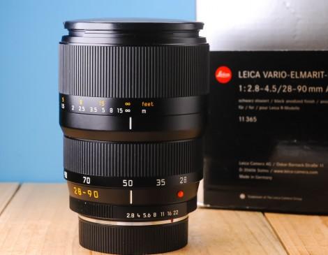 Leica Vario-Elmarit-R 28-90mm F/2.8-4.5 ASPH ROM #11365