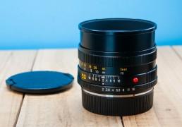 Leica Summicron-R 50mm F/2 V2 (3-Cam)