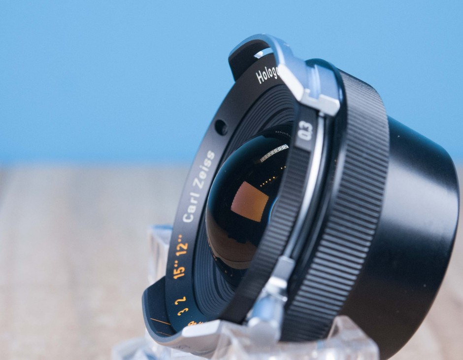 Contax G16 - Carl Zeiss Hologon 16mm f/8 T* - with Leica M